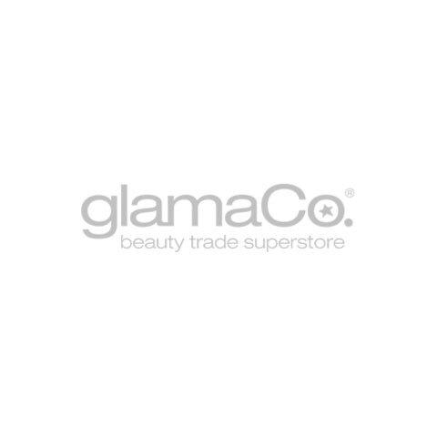 Gliders Metal Free Petites Ponytail Holders Black 6 piece