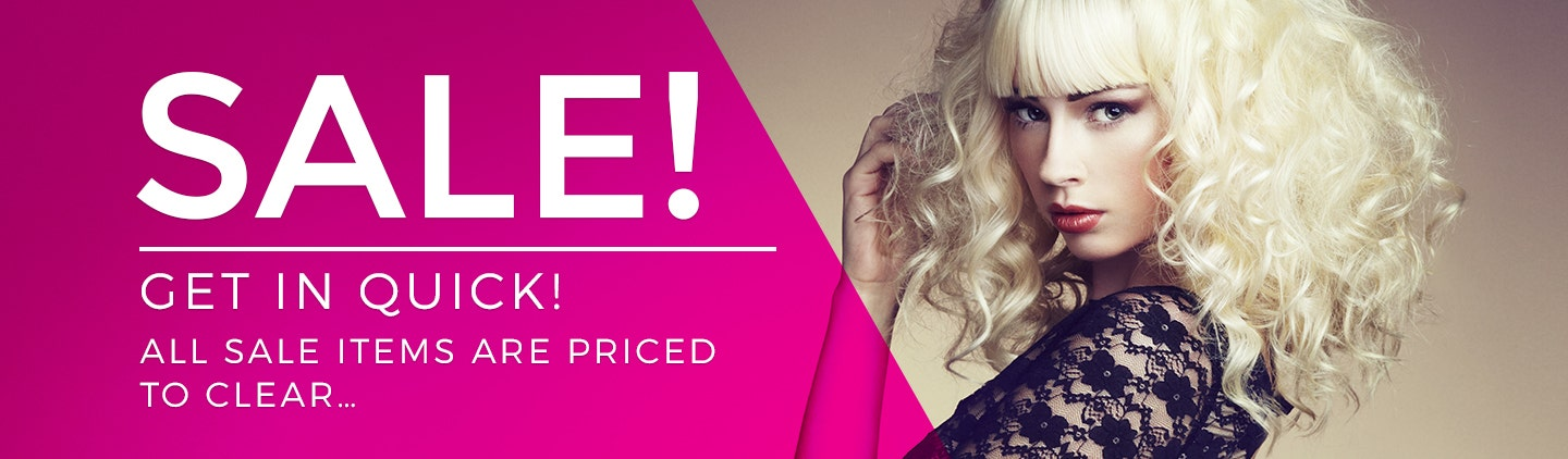 Hair and Beauty Sale Get In Quick These Sale Items Are Priced to Clear